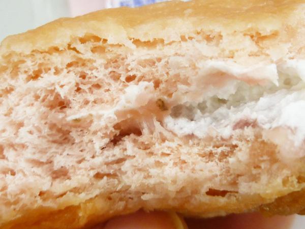 【菓子パン】DONUTS STATION 桜あん&ホイップドーナツ@ヤマザキ_c0152767_22305325.jpg