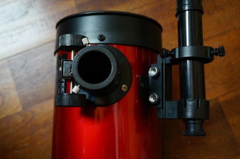KenkoSkyExplorerSE100n鏡筒を試す_a0095470_23033002.jpg