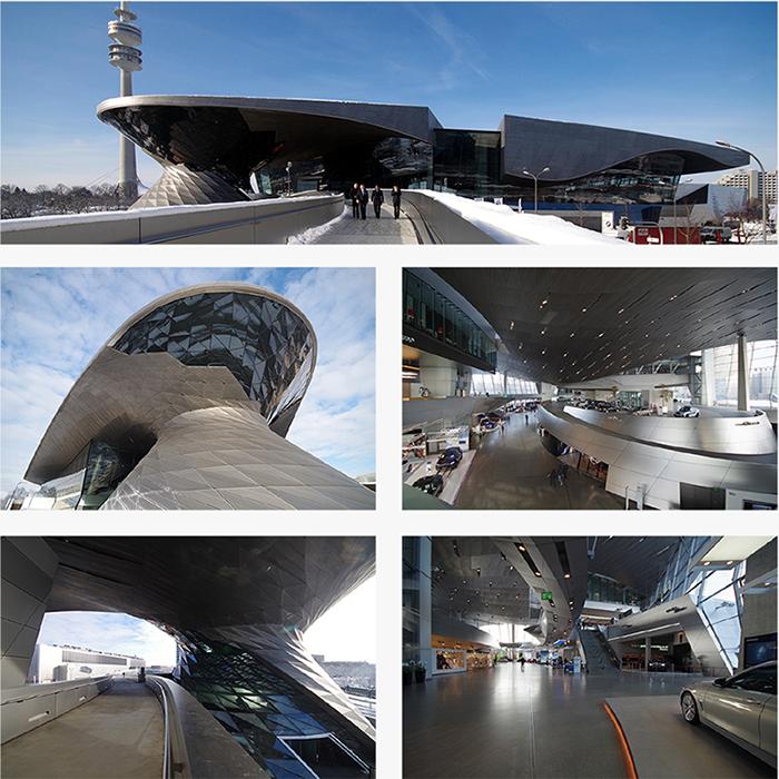 自動車と建築のデザインレース(BMWワールド)_b0114785_08553368.jpg