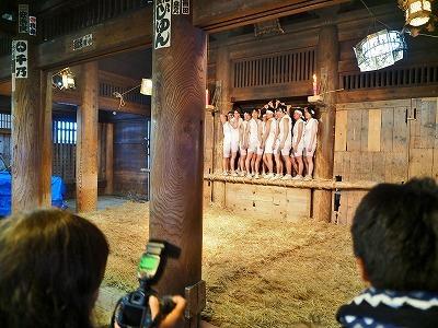 裸押合い祭り(ねこしき&豊年踊り)_c0336902_15111965.jpg