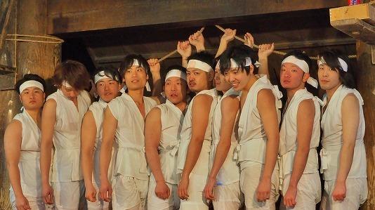 裸押合い祭り(ねこしき&豊年踊り)_c0336902_15113388.jpg