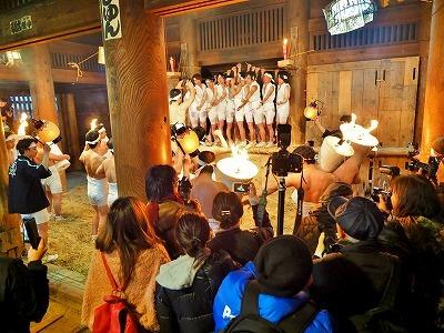 裸押合い祭り(ねこしき&豊年踊り)_c0336902_15125575.jpg