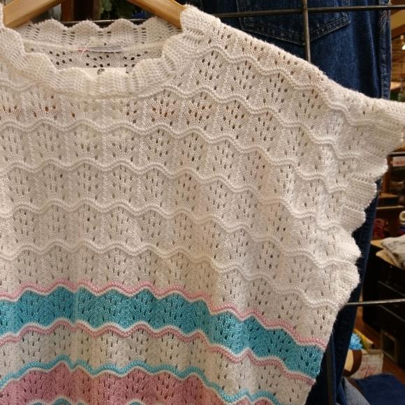 PW かわいい半袖ニット&半袖スウェットあります!_a0108963_01020449.jpg