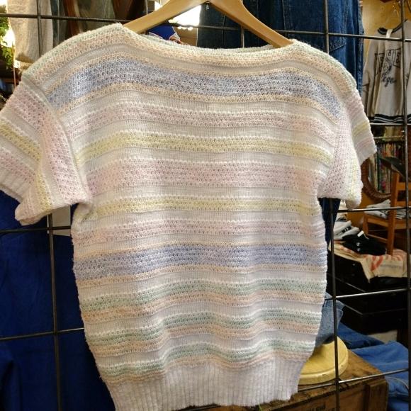 PW かわいい半袖ニット&半袖スウェットあります!_a0108963_01022261.jpg