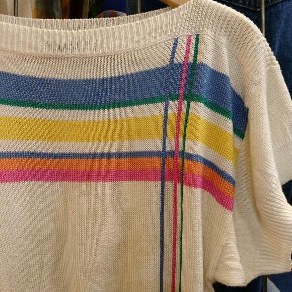 PW かわいい半袖ニット&半袖スウェットあります!_a0108963_01030803.jpg