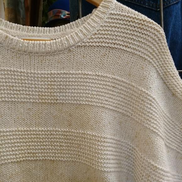 PW かわいい半袖ニット&半袖スウェットあります!_a0108963_01035565.jpg