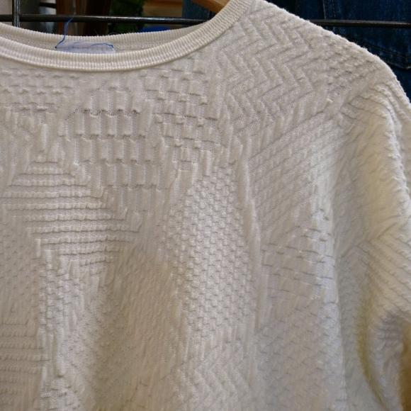 PW かわいい半袖ニット&半袖スウェットあります!_a0108963_01043100.jpg