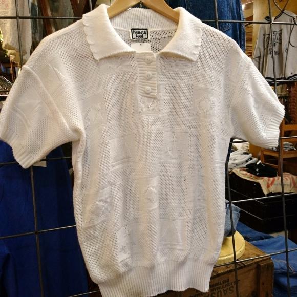 PW かわいい半袖ニット&半袖スウェットあります!_a0108963_01044899.jpg