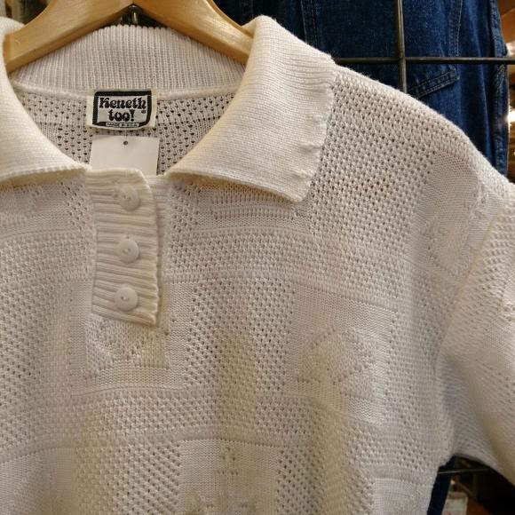 PW かわいい半袖ニット&半袖スウェットあります!_a0108963_01050519.jpg