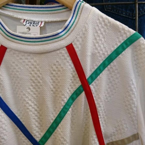 PW かわいい半袖ニット&半袖スウェットあります!_a0108963_01061377.jpg