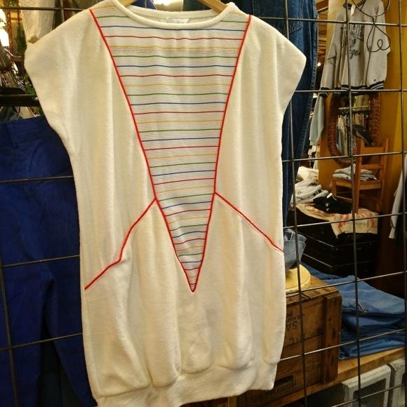 PW かわいい半袖ニット&半袖スウェットあります!_a0108963_01063008.jpg