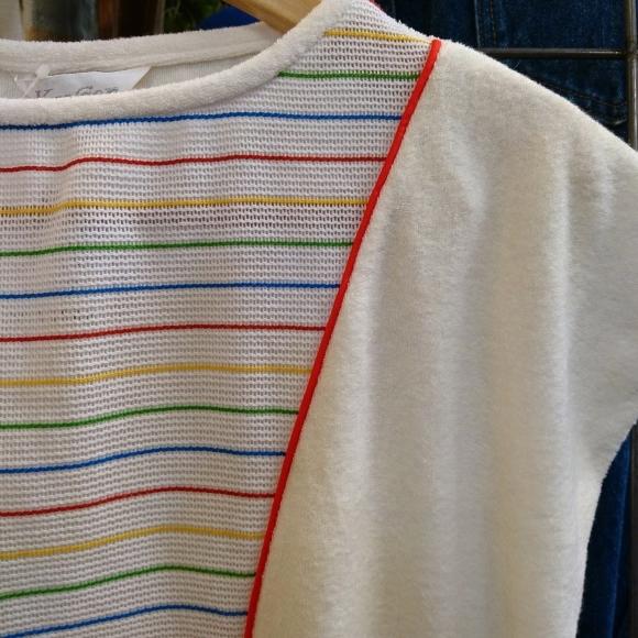 PW かわいい半袖ニット&半袖スウェットあります!_a0108963_01065861.jpg