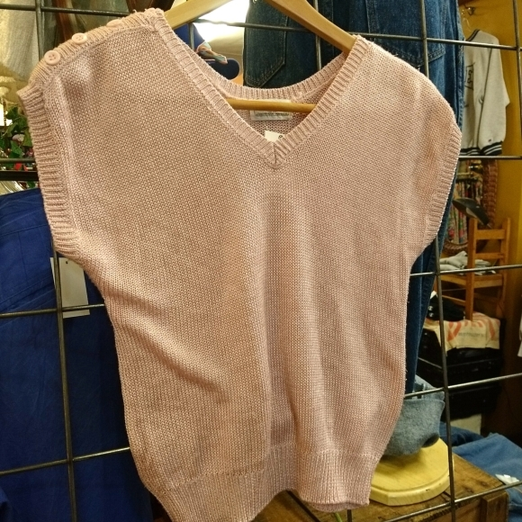PW かわいい半袖ニット&半袖スウェットあります!_a0108963_01134327.jpg