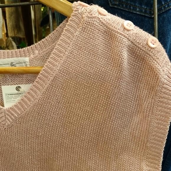 PW かわいい半袖ニット&半袖スウェットあります!_a0108963_01135868.jpg