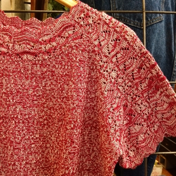 PW かわいい半袖ニット&半袖スウェットあります!_a0108963_01150248.jpg