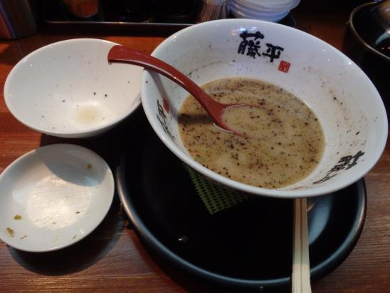 らー麺 藤平     尼崎大西店_c0118393_9385150.jpg