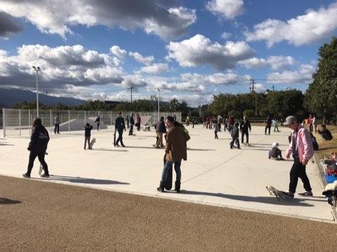 新居浜黒島海浜公園スケートボードスクール_d0337795_01455617.jpg