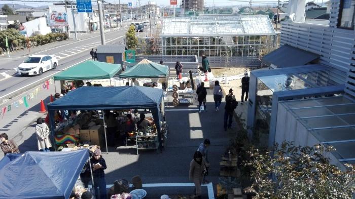オーガニックマーケット in la CASA江南_e0155231_20594596.jpg
