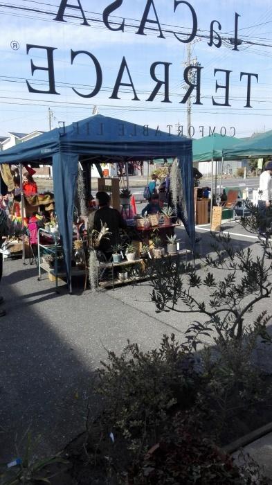 オーガニックマーケット in la CASA江南_e0155231_21025295.jpg