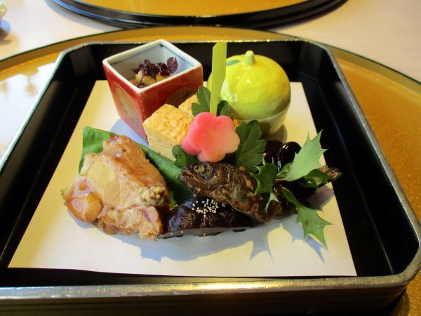 京料理 たん熊 北店  ANAクラウンプラザホテル大阪_d0145934_16231748.jpg