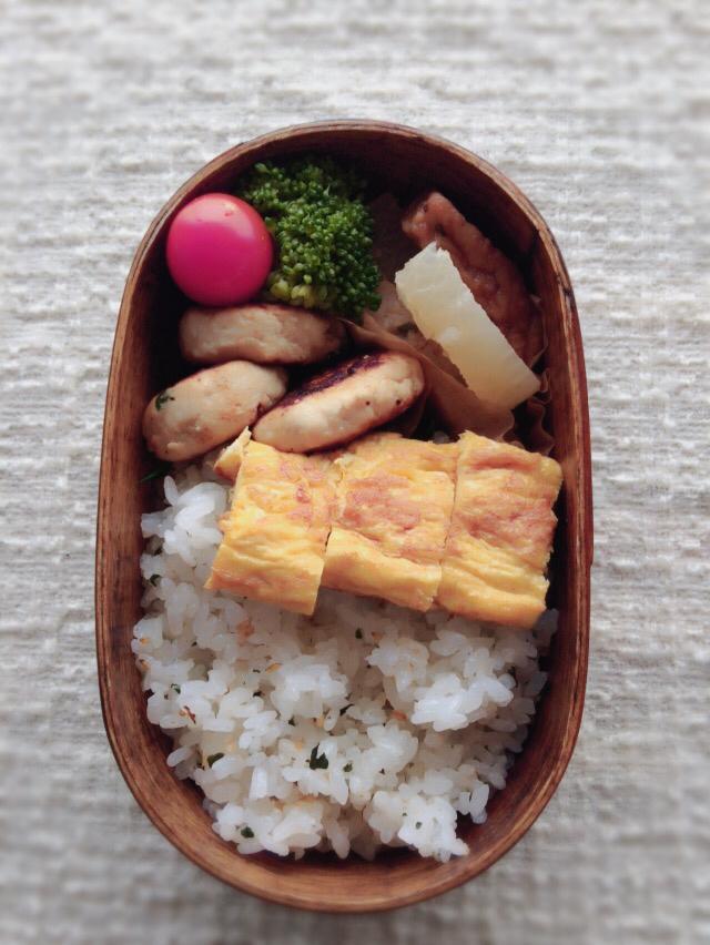 本日のお弁当は。2/28_a0323249_21145679.jpg