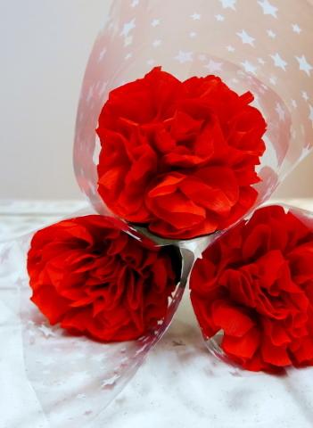 赤いフラワー_b0301949_15203356.jpg