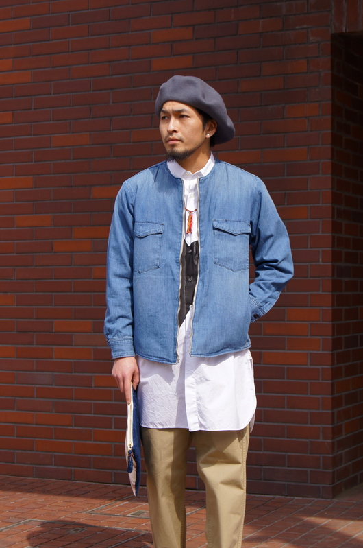 2017 S/S N.HOOLYWOOD Items Selection and more..._f0020773_2082053.jpg
