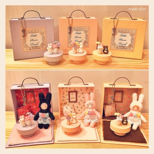 3/7〜4/2(販売開始3/11〜)Easter Luv-able&Hug-able合同展@JunieMoon代官山_f0223074_16020649.jpg