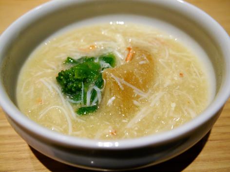 """韓国料理 ほうば @河内鴨の """"参鴨湯""""!?_b0118001_939015.jpg"""