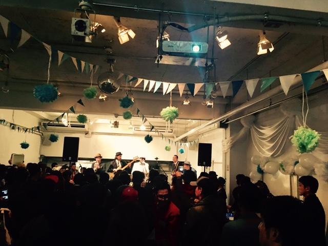DJ KOOH the funky Wedding Party!☆_a0050302_0312881.jpg