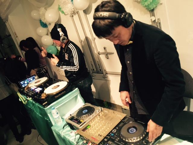 DJ KOOH the funky Wedding Party!☆_a0050302_0324326.jpg
