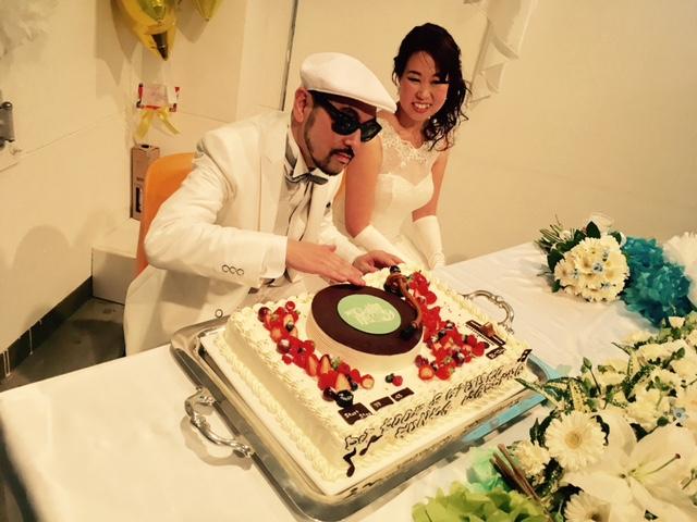 DJ KOOH the funky Wedding Party!☆_a0050302_0363880.jpg