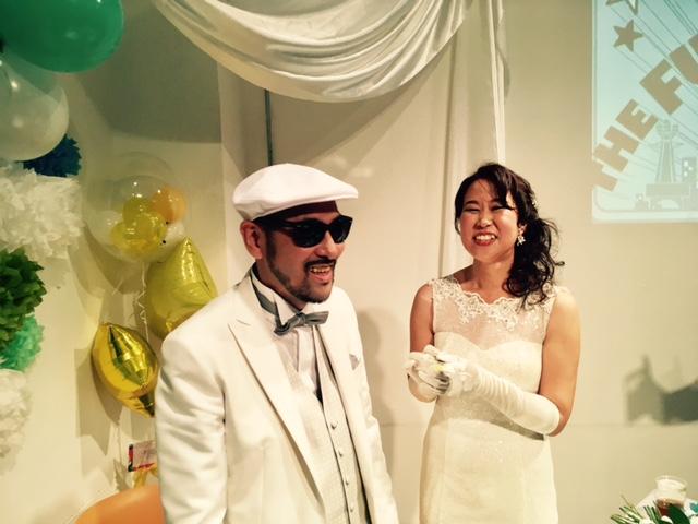DJ KOOH the funky Wedding Party!☆_a0050302_036586.jpg