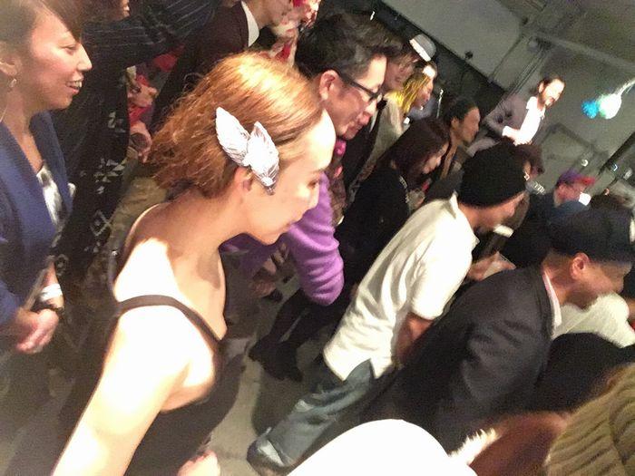 DJ KOOH the funky Wedding Party!☆_a0050302_0405776.jpg