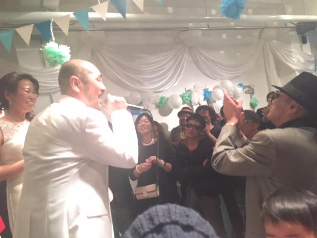 DJ KOOH the funky Wedding Party!☆_a0050302_0464994.jpg