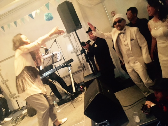 DJ KOOH the funky Wedding Party!☆_a0050302_046819.jpg
