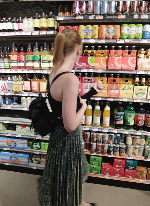NYのスーパーで見かけたヘルシーでお洒落な品々_b0007805_2359539.jpg