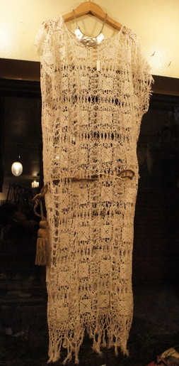 French Antique Lace DRESS_f0144612_05140264.jpg