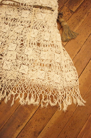French Antique Lace DRESS_f0144612_05140386.jpg