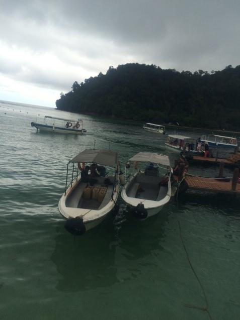 コタキナバル旅行の思い出 サピ島_d0336014_13372439.jpg