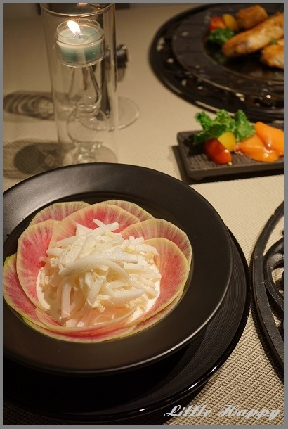 ゆっくり食事を楽しむための食卓_d0269651_11083345.jpg