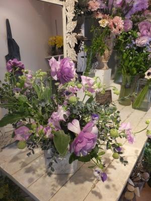 オークリーフ花の教室(石川さんの作品)_f0049672_14423627.jpg
