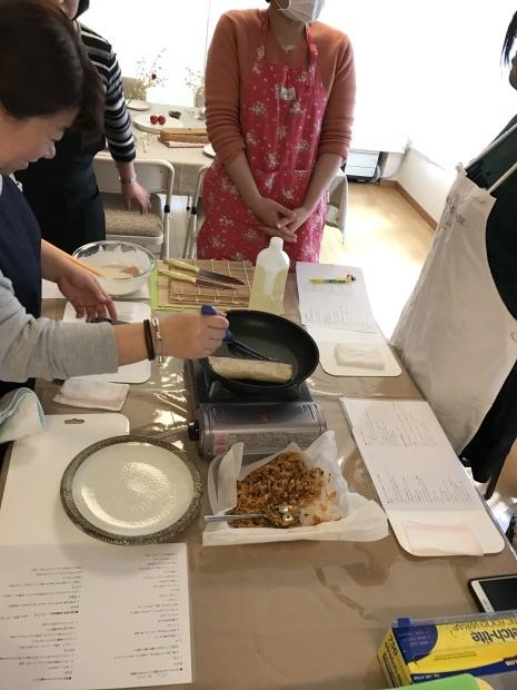 昨日の韓国料理会_c0143073_10584969.jpg