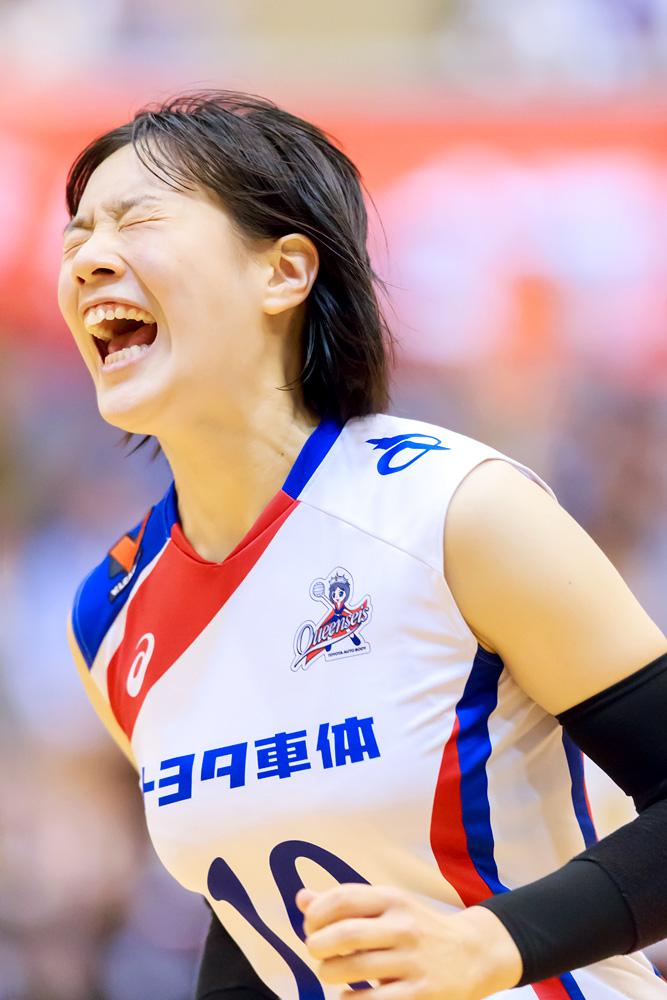 小田桃香 ~トヨタ車体クインシーズ~ : Tatsuya Uehara Photo Blog S