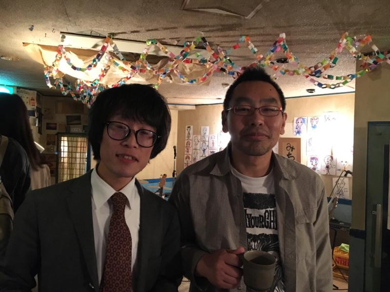 ニーハオ!→リミエキ→DEATHRO YUKARI_c0130623_23545370.jpg