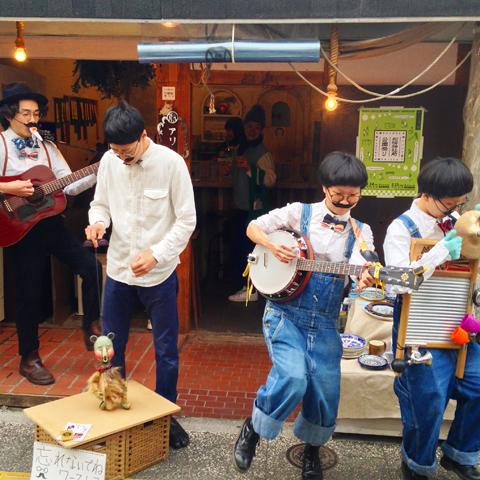 3/5 松陰神社通りのみの市ありがとうございました_d0156336_0201197.jpg