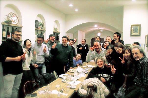 「17人のイタリアからの友達と楽しむ」NANDEMO ARI NO 食文化パーティ_a0281139_12244883.jpg