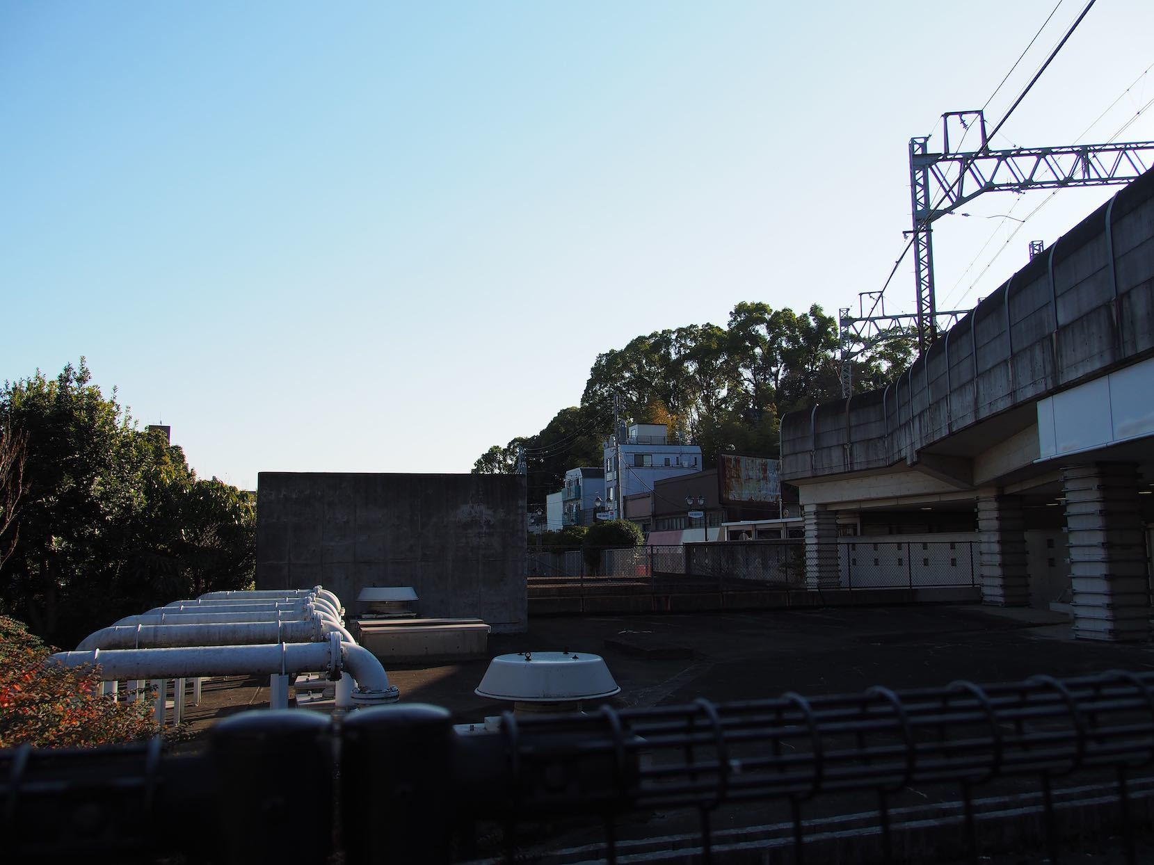 東急多摩川駅周辺1_b0360240_21363829.jpg