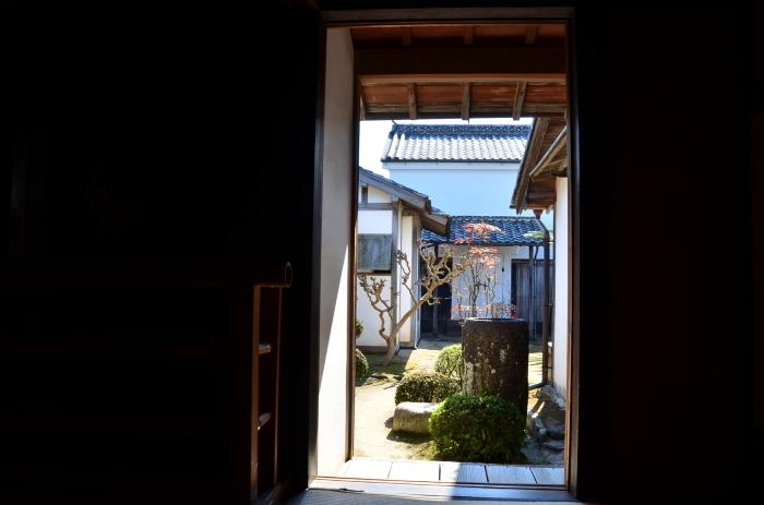 """""""2/28tue Ume Spring No.2 / 萩・菊谷家住宅...3/7tue\""""_d0153941_14425226.jpg"""