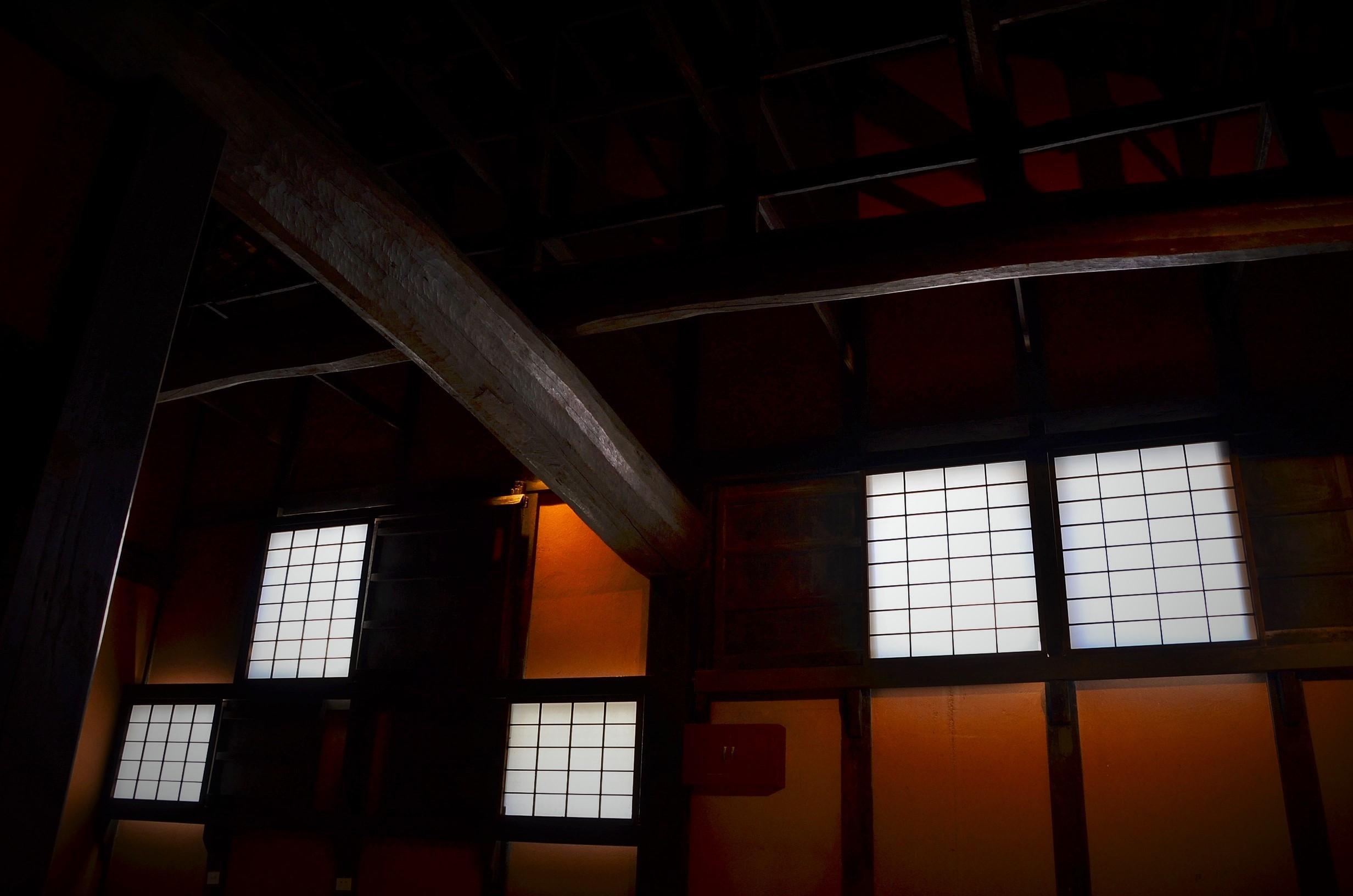 """""""2/28tue Ume Spring No.2 / 萩・菊谷家住宅...3/7tue\""""_d0153941_14462009.jpg"""